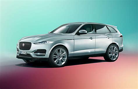 jaguars range rover revealed meet    pace  car
