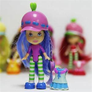Plum From Strawberry Shortcake   Details about Hasbro ...