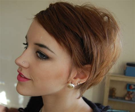 Sexy Short Hairstyles For Fine Hair