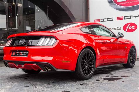 2016 Used Ford Mustang Gt P2 For Sale In Delhi India Bbt