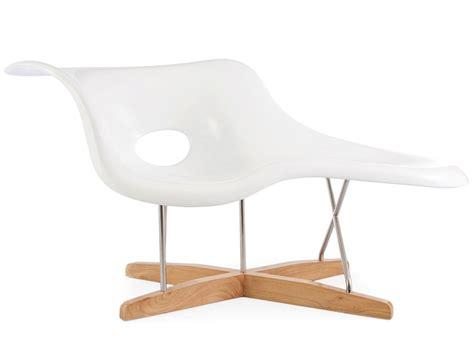 la chaise eames occasion eames la chaise white