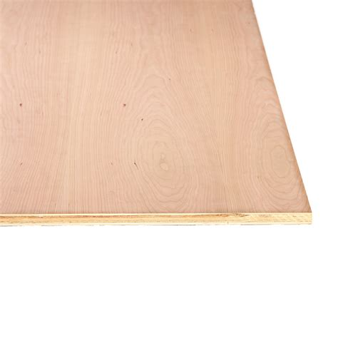 cabinet grade plywood 3 4 quot cherry 4 x8 plywood g2s made in usa