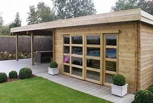 Cabanon De Jardin Castorama : agrable meuble salle de bain romantique plan abri de ~ Dailycaller-alerts.com Idées de Décoration