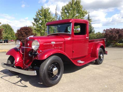 Bangshiftcom 1934 Ford Truck
