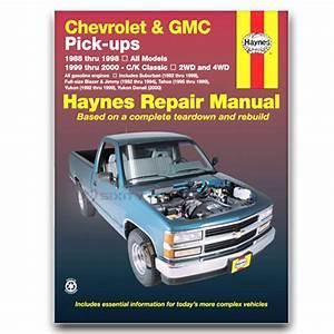 1999 Chevy Tahoe Manual Pdf