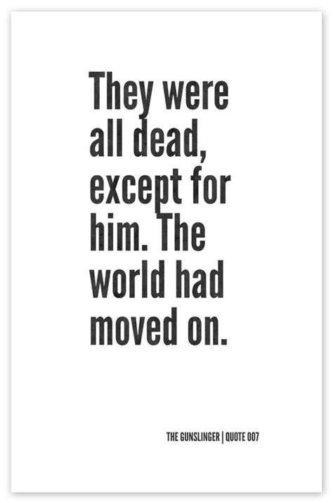 The Dark Tower   Stephen king quotes, The dark tower, The dark tower series