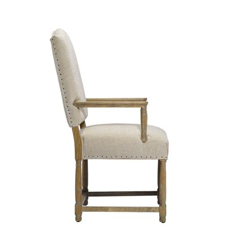 dining room chairs  arms loccie  homes gardens