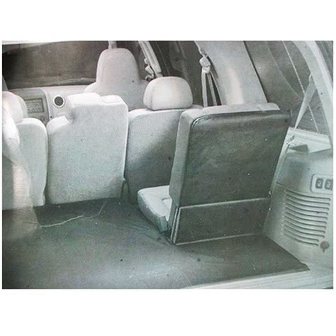 vans doormat vehicle cargo floor mat trunk 40x24 liner car cover truck