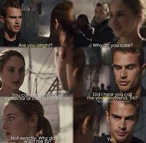 Love this part in the book! | Divergent | Pinterest | The ...