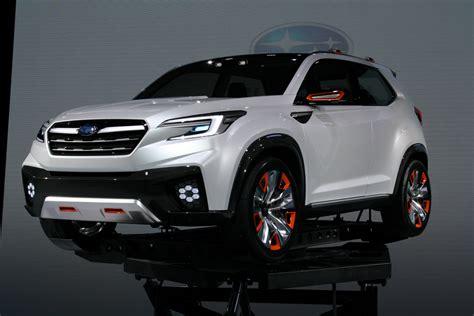 Subaru Viziv Future Suv Concept Debuts In Tokyo [50 Photos