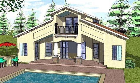 guest house plans tiny house or one bedroom guest house 530021ukd
