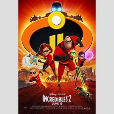 'incredibles 2' Poster Teases The New Villain, Heroes Coming Out Of Retirement  The Global