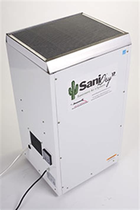 Basement & Crawl Space Dehumidifiers From Basement Systems