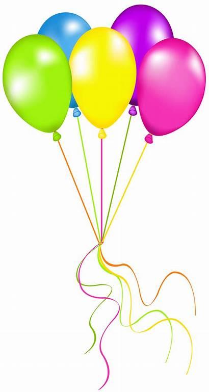 Neon Balloons Clipart Transparent Yopriceville Previous