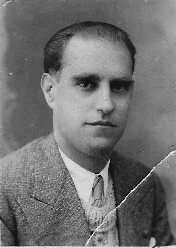 Quiénes eran: VICENTE GONZÁLEZ GARCÍA-CARRIZO (17-11-1939)