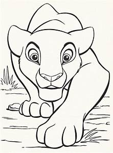 disney coloring pages lion king - Free Large Images