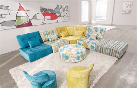 Arianne Love Fabric Modular Sofa By Famaliving