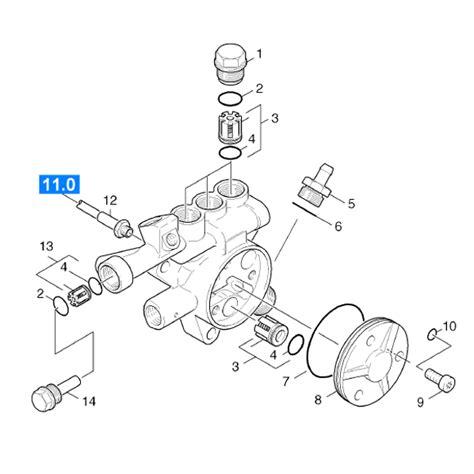 valves 2 hds 655 karcher pressure washer