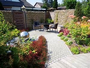 Kleinen Garten Gestalten : kleinen garten gestalten galabau m hler traumgarten ~ Markanthonyermac.com Haus und Dekorationen