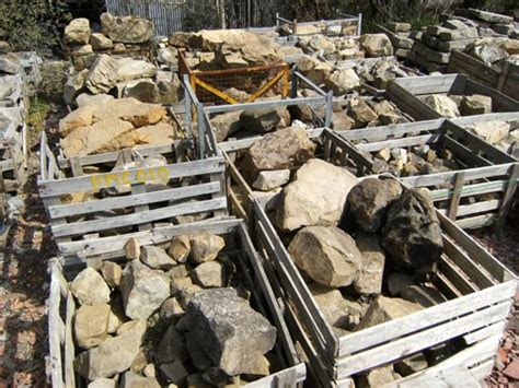 buy reclaimed rockery sussex sandstone