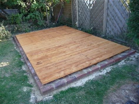 Cheap Shed Floor Ideas by Open Wood Shed Designs Sanglam