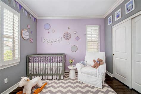 chambre bébé violet chambre bébé fille 50 idées de déco et aménagement