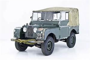Land Rover Serie 1 : friday car crush land rover influx magazine ~ Medecine-chirurgie-esthetiques.com Avis de Voitures