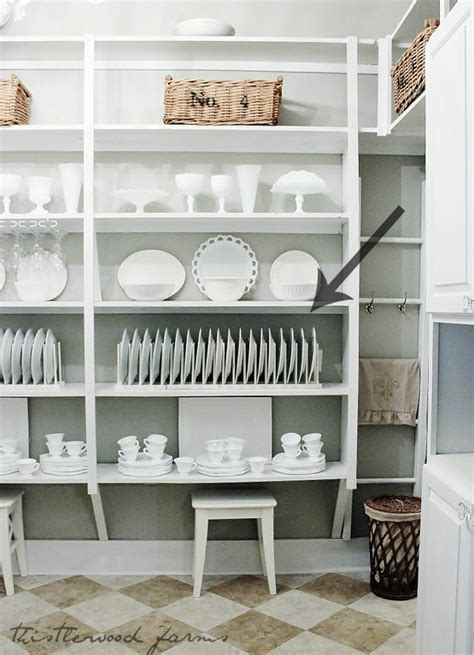 Simple Plate Display Rack   Thistlewood Farm