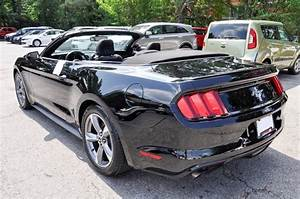 Shadow Black 2016 Ford Mustang Convertible - MustangAttitude.com Photo Detail