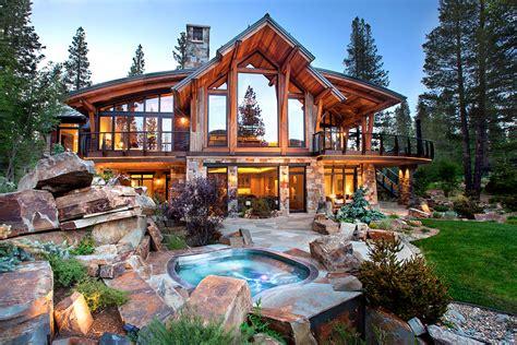 Modern Rustic Dream Lake House