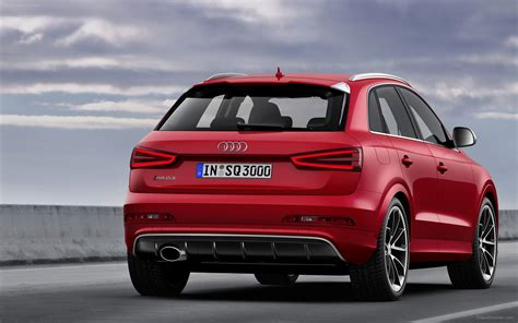 Audi Rs Q3 2014 Widescreen Exotic Car Photo #05 Of 174