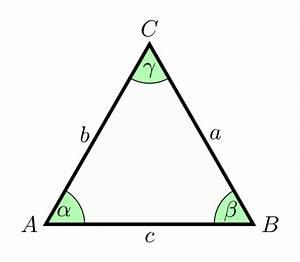 Dreieck Seite Berechnen : wie kann ich ein dreieck konstruieren mit folgenden angaben winkelhalbierende von alpha 2 5cm ~ Themetempest.com Abrechnung