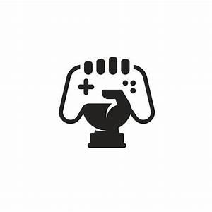 20 best Gamer Style Logo Design Showcase images on ...