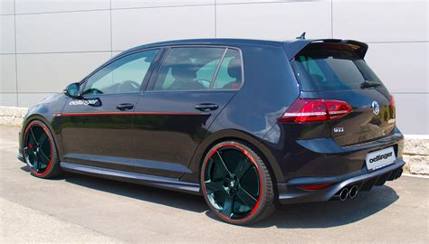 Vw Golf Mk Vii Gti By Oettinger Vw Golf Tuning