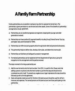 49 examples of partnership agreements With farm partnership agreement template