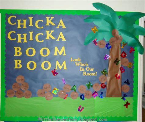 chicka chicka boom boom bulletin board 968 | 79d4bdb8d4df83fd4c0cb64ff08626b5 preschool bulletin boards welcome bulletin boards