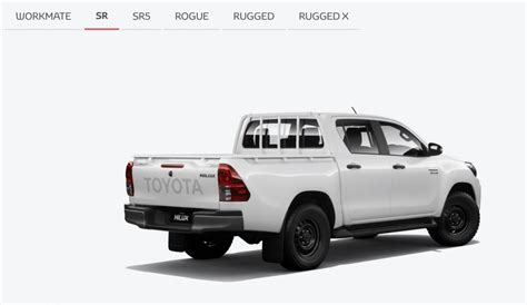 toyota hilux facelift revealed  australian website