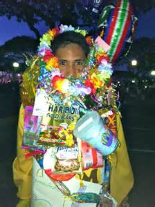 candy leis getting d at graduation hawaiian tradition and style