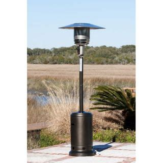 living accents propane patio heater 90 srph31