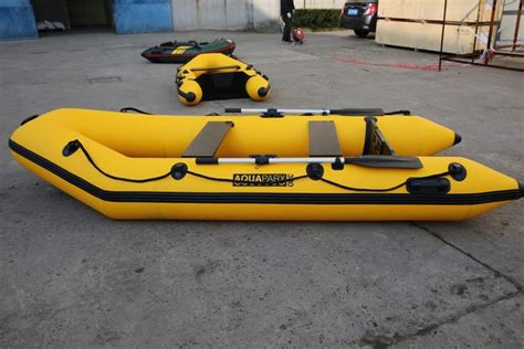 Yellow Rib Boat by Rib 330 Motorboat Yellow 5hp Outboard Motor 5hp 3 7kw
