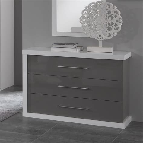 armoire chambre commode design pas cher