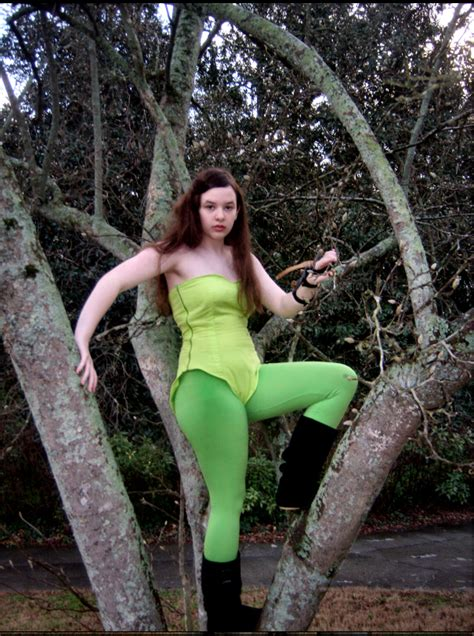 poison ivy  batman costume sewing projects