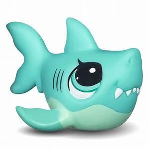 Littlest Pet Shop Singles Shark   3560  Pet