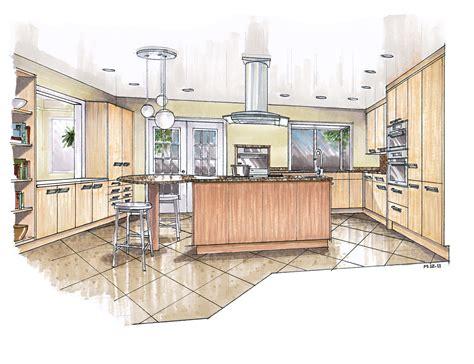 renderings mick ricereto interior product design