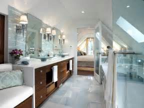candice bathroom designs serene attic bathroom retreat candice began this attic transformation by gutting the space and