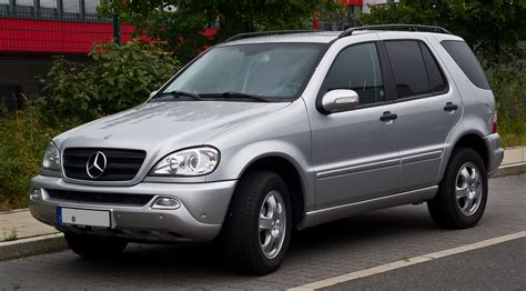 Filemercedesbenz Ml 270 Cdi (w 163, Facelift