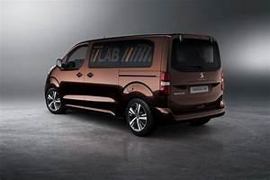 Peugeot Traveller : pr sentation des nouveaux peugeot traveller et traveller i lab concept news f line ~ Gottalentnigeria.com Avis de Voitures