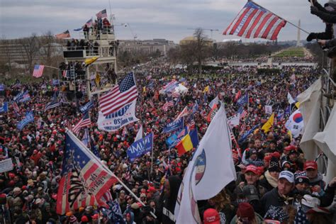 Capitol chaos underscores importance of free press and