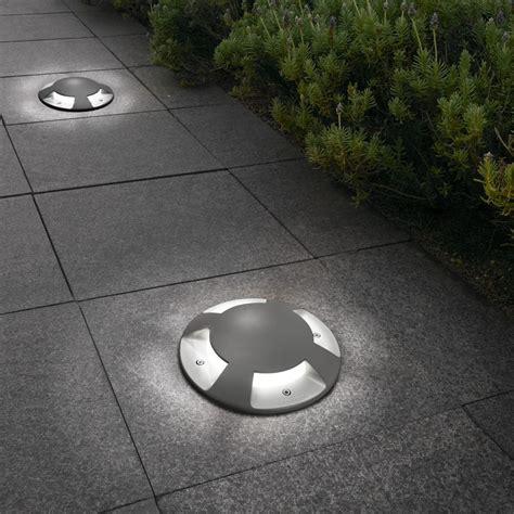 leds  outdoor xena urban  ground  light eames lighting