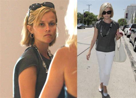 Reese Witherspoon Smoking